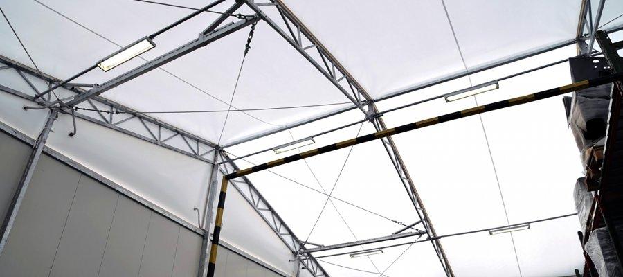 çelik konstrüksiyon çadır