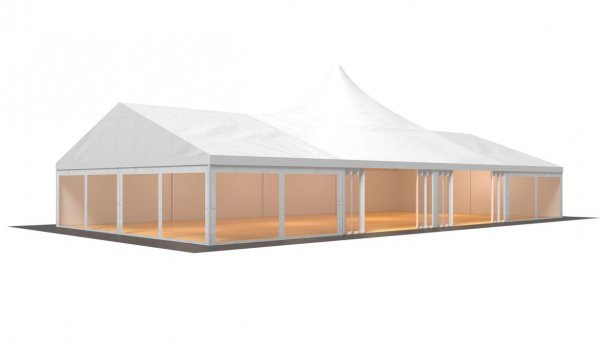 party tent holiday uno 1.000 - 1.500 cm
